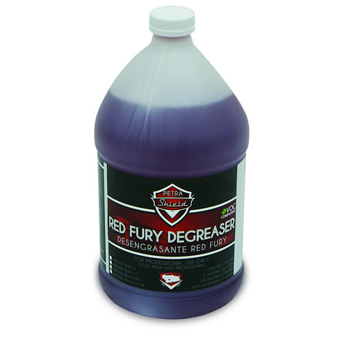 Red Fury Degreaser – VOC